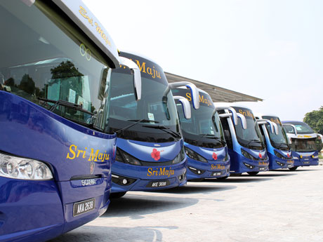 Sri Maju Group Express Bus Ticket Online Booking In Malaysia